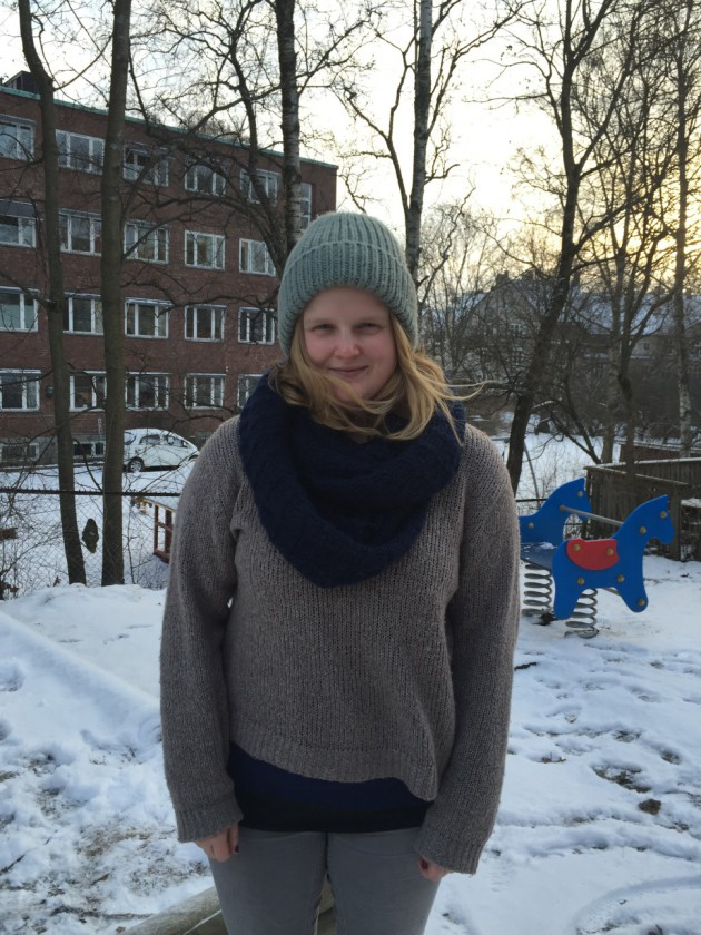 Hanne Fjeldstad (i permisjon)